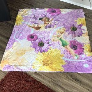 Disney Fairies Full/Twin Blanket Comforter